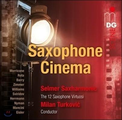 Selmer Saxharmonic 색소폰 시네마 (Saxophone Cinema)