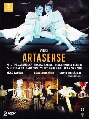 Philippe Jaroussky 빈치: 아르타세르세 (Vinci: Artaserse) 필립 자루스키, 첸치치
