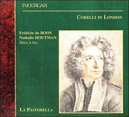 La Pastorella 런던의 코렐리 - 리코더로 연주하는 라 폴리아 (Corelli in London - Corelli: La Folia)