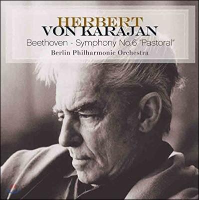 Herbert von Karajan 베토벤: 교향곡 6번 `전원` (Beethoven: Symphony No.6 `Pastoral`) [LP]