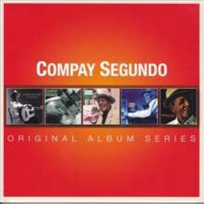 Compay Segundo - Original Album Series (5CD Boxset)
