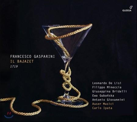 Auser Misici 가스파리니: 오페라 '일 바자제트' (Gasparini: Il Bajazet)