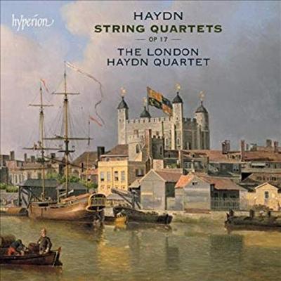 하이든 : 현악 4중주곡집 Op.17 (Haydn : String Quartets, Op.17 Nos.1-6 complete) (2 for1) - London Haydn Quartet