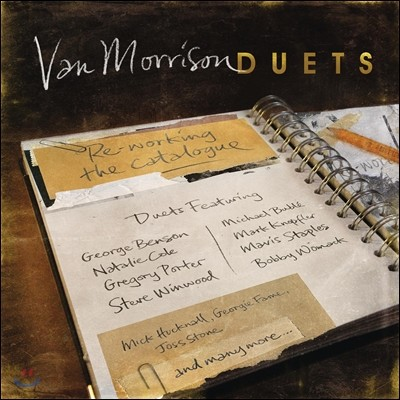 Van Morrison - Duets: Re-Working The Catalogue 벤 모리슨 듀엣 모음집