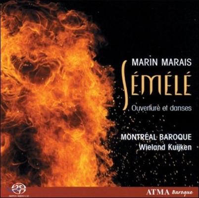 Montreal Baroque 마레: 세멜레 - 서곡과 춤곡 (Marais: Semele - Overtures, Dances)