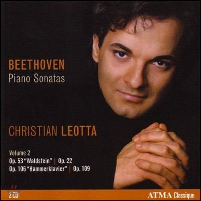 Christian Leotta 베토벤: 피아노 소나타 21번 발트슈타인, 29번 함머클라비어 (Beethoven: Piano Sonatas Op.53 Waldstein, Op.106 Hammerklavier)
