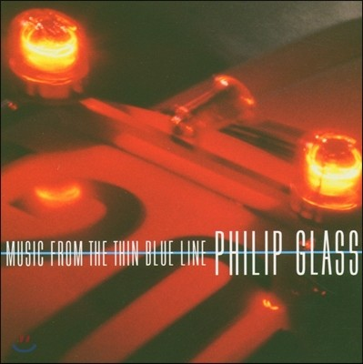 Michael Riesman 필립 글래스: 에롤 모리스의 다큐멘터리 '가늘고 푸른 선' OST (Philip Glass: Errol Morris 'The Thin Blue Line' OST)