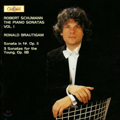 Ronald Brautigam 슈만: 피아노 소나타 1집 (Schumann: Piano Sonatas Op.11, 3 Sonatas for the Young Op.118)