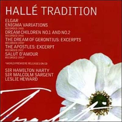 Halle Orchestra 엘가: 수수께끼 변주곡, 제론티우스의 꿈, 사랑의 인사 (Elgar: Enigma Variations, Dream of Gerontius, Salut d'Amour)