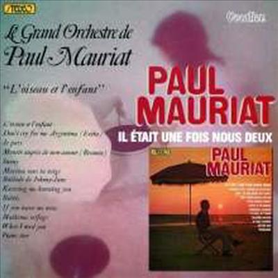 Paul Mauriat & His Orchestra - Il Etait Une Fois Nous Deux & L'Oiseau Et L'Enfant (Remastered)(2 On 1CD)(CD)