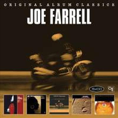 Joe Farrell - Original Album Classics (5CD Boxset)