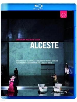 Ivor Bolton, Angela Denoke 글룩 : 알세스트 (알체스테) (Gluck : Alceste) 블루레이