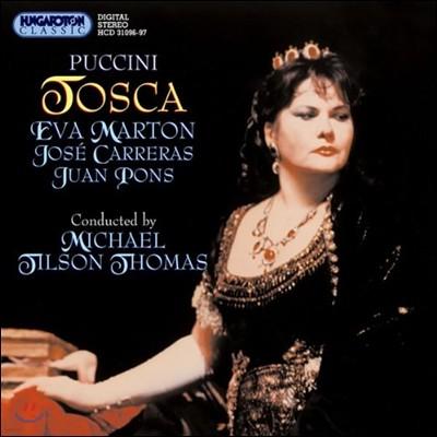 Eva Marton / Michael Tilson Thomas 푸치니: 토스카 (Puccini: Tosca)