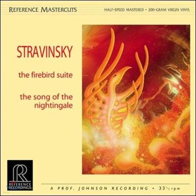 Eiji Oue 스트라빈스키: 불새 모음곡, 나이팅게일의 노래 (Stravinsky: The Firebird Suite, The Song of the Nightingale)