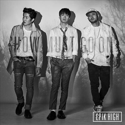 에픽하이 (Epik High) - The Best Of Epik High -Show Must Go On- (CD+DVD)