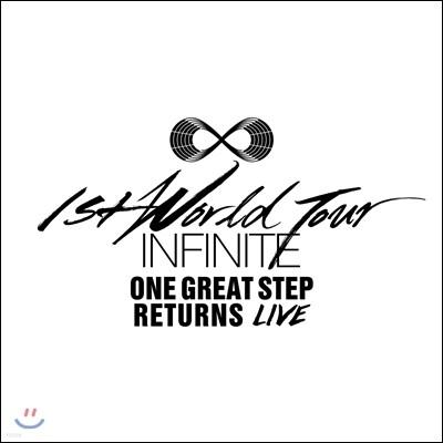 인피니트 (Infinite) - One Great Step Returns : 첫 번째 라이브 앨범