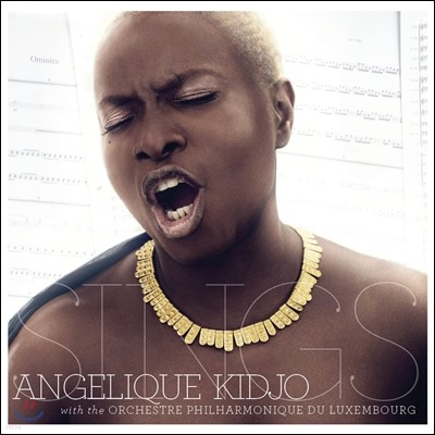 Angelique Kidjo - Sings With The Luxembourg Philharmonic