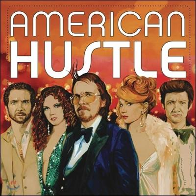 아메리칸 허슬 영화음악 (American Hustle OST) [블루 & 레드 컬러 2LP]