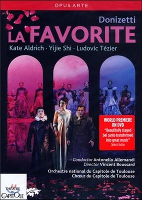 Antonello Allemandi / Kate Aldrich 도니체티: 라 파보리트 (Donizetti: La Favorite)