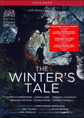 The Royal Ballet 셰익스피어의 희곡 - 발레 `겨울이야기` (Talbot: The Winter's Tale)