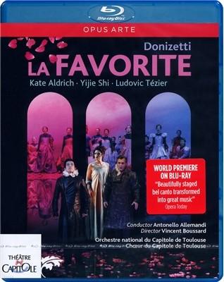 Antonello Allemandi / Kate Aldrich 도니체티: 라 파보리트 (Donizetti: La Favorite) 블루레이