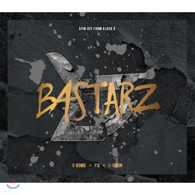 블락비 바스타즈 (Block B - BASTARZ) - 미니앨범 1집 : 품행제로