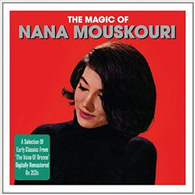 Nana Mouskouri - Magic Of Nana Mouskouri (Remastered)(Digipack)(2CD)