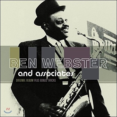 Ben Webster (벤 웹스터) - Ben Webster & Associates +1 [LP]