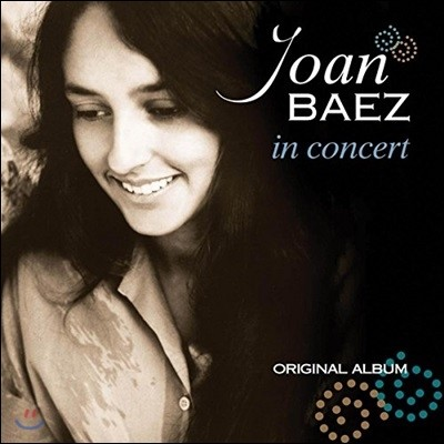 Joan Baez - In Concert [LP]