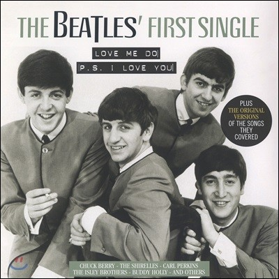 The Beatles - Beatles' First Single [LP]