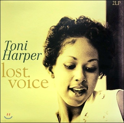 Toni Harper - Lost Voice [2LP]