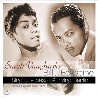 Sarah Vaughan & Billy Eckstine - Sing The Best Of Irving Berlin