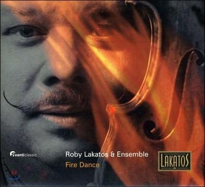 Roby Lakatos & Ensemble 불의 춤 - 헝가리 집시음악 (Fire Dance) 로비 라카토쉬 & 앙상블