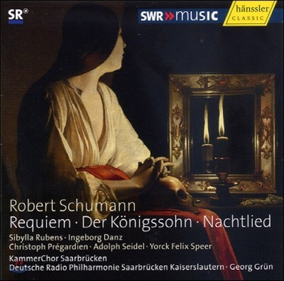 George Gruntz 슈만: 레퀴엠, 왕자, 밤 노래 (Schumann: Requiem, Der Konigssohn, Nachtlied)