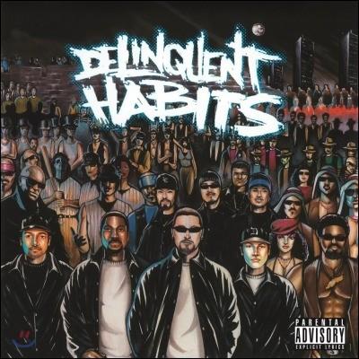 Delinquent Habits (딜링퀀트 해비츠) - Delinquent Habits [2 LP]