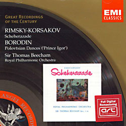 림스키-코르사코프 : 세헤라자데 / 보로딘 : 플로비츠인의 춤