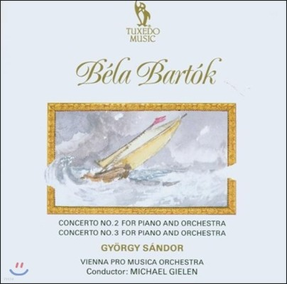 Gyorgy Sandor 바르톡: 피아노 협주곡 2번, 3번 (Bartok: Piano Concertos)