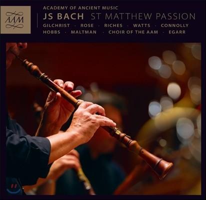 Richard Egarr 바흐: 마태 수난곡 (Bach: St Matthew Passion)