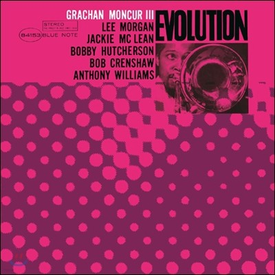 Grachan Moncur III - Evolution [LP]
