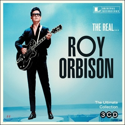 Roy Orbison - The Ultimate Roy Orbison Collection: The Real Roy Orbison