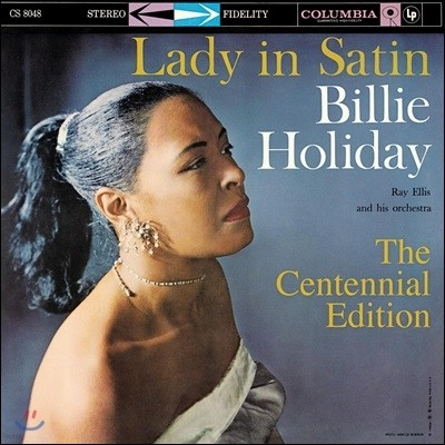 Billie Holiday (빌리 홀리데이) - Lady In Satin: The Centennial Edition