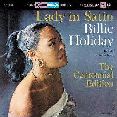 Billie Holiday (빌리 홀리데이) - Lady In Satin: The Centennial Edition (Deluxe Version)