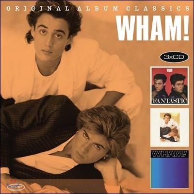 Wham! (왬!) - Original Album Classics (오리지널 앨범 클래식스)