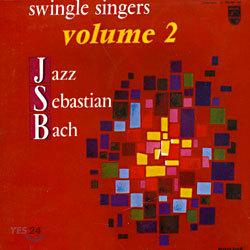 Swingle Singers - Jazz Sebastian Bach Vol.2