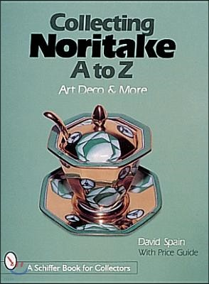 Collecting Noritake, A to Z