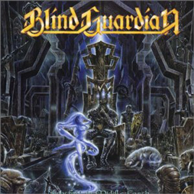 Blind Guardian - Nightfall In Middle Earth (Remastered)