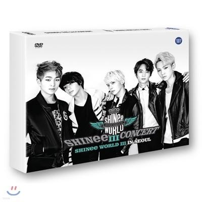 샤이니 (SHINee) The 3rd Concert : SHINee WORLD III IN SEOUL