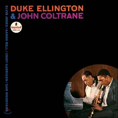 Duke Ellington & John Coltrane - Duke Ellington & John Coltrane (Mono)