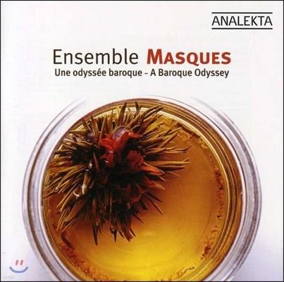Ensemble Masques 바로크 오디세이 (A Baroque Odyssey)