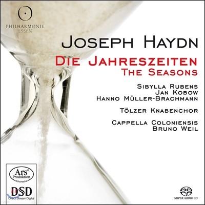 Bruno Weil 하이든: 사계 (Haydn: Die Jahreszeiten [The Seasons])